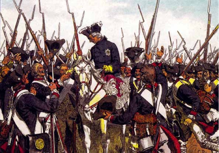 Carl Roechling Regiment Bernburg